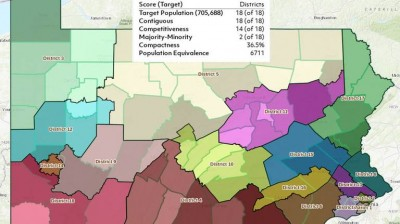 State College Produces Two Winners of Statewide Redistricting Contest